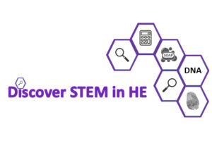 Discover STEM in HE image