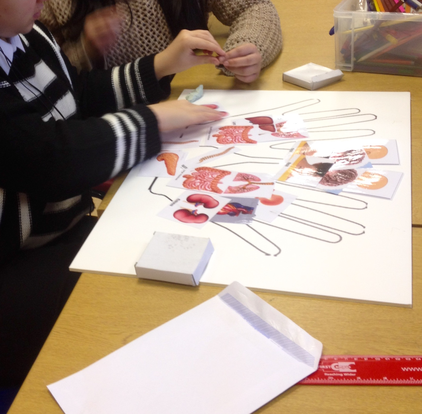 Complementary Healthcare After School Club
