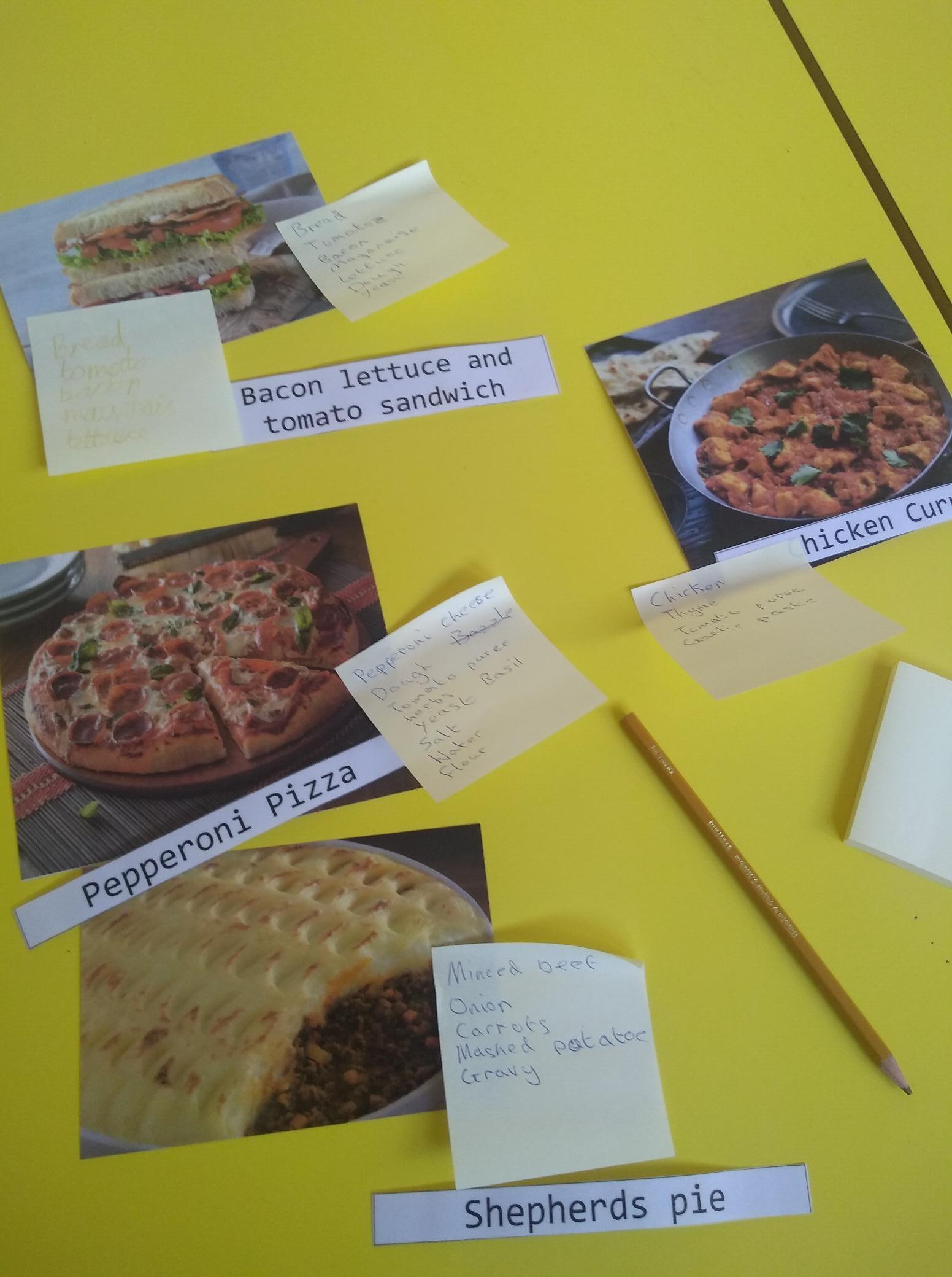 Primary Aspirations – Cook Stars