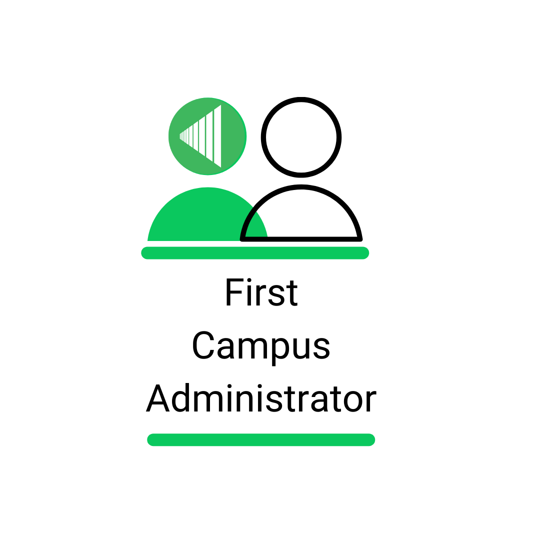 Vacancy First Campus Administrator