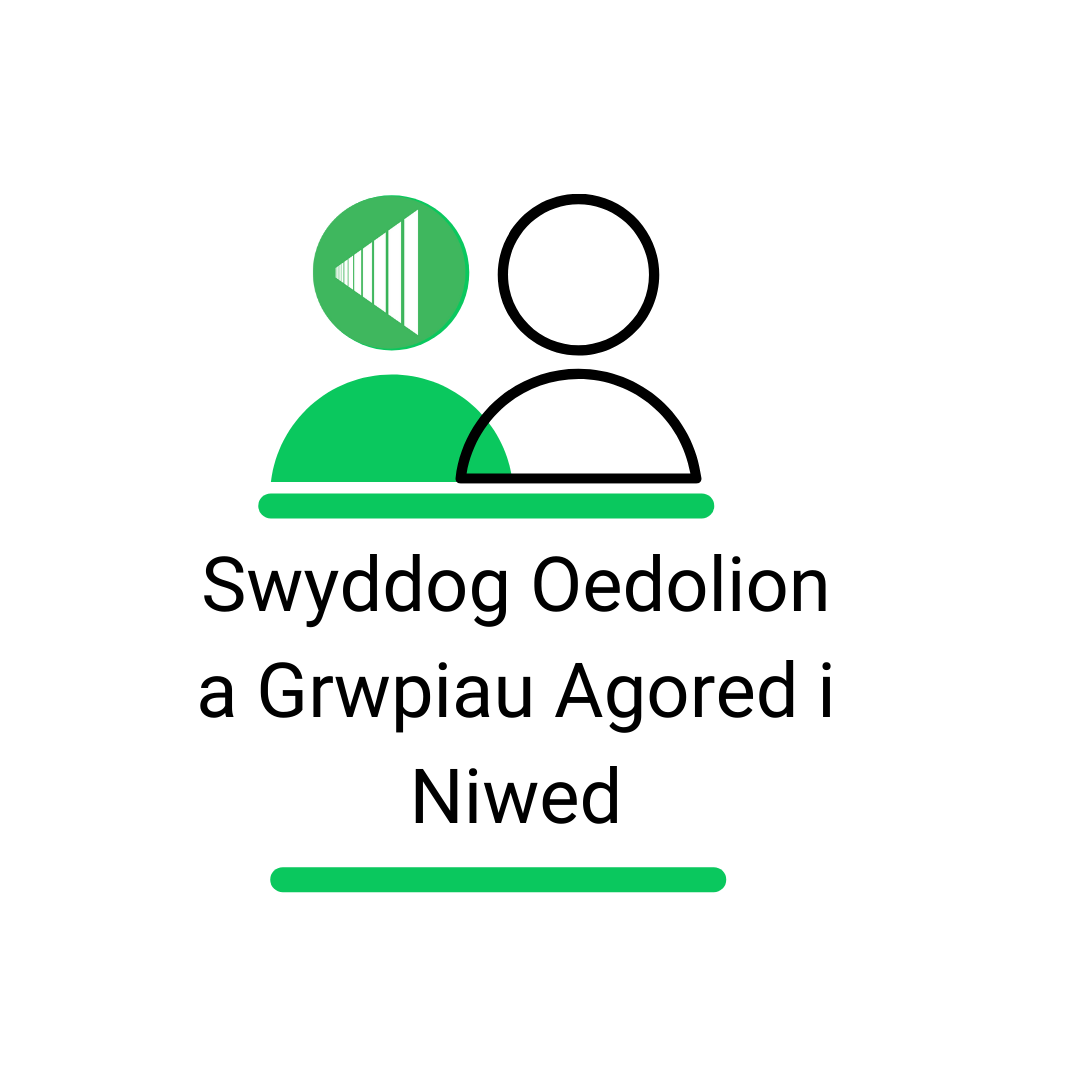 First Campus Adults and Vulnerable Groups OfficerSwyddog Oedolion a Grwpia Agored i Niwed